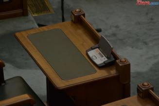 Comisia de buget a Senatului a amanat dezbaterea pe controversata OUG 114