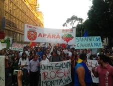 Comisia juridica a Senatului a avizat negativ proiectul Rosia Montana (Video)