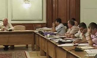Comisia parlamentara pentru irigatii, o bomba in bratele lui Geoana