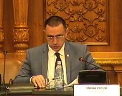 Comisia pentru prezidentiale mai vrea inca 2 luni sa termine ancheta: Cine a mai dat azi cu subsemnatul la Parlament