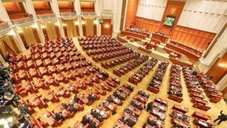Comisiile reunite de buget-finante, raport favorabil pentru bugetul MAE