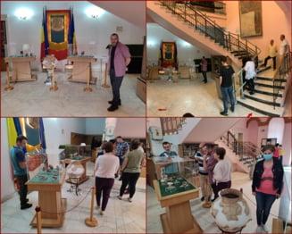Comorile de la Soimesti, scoase la lumina intr-o expozitie-EVENIMENT la Muzeul Judetean de Istorie si Arheologie Prahova