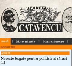"""Compania """"Catavencu SA"""", oficial in faliment"""