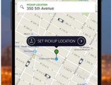 Compania Uber, amendata cu 800.000 de euro pentru ca are soferi neprofesionisti