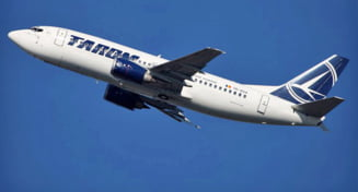 Compania aeriana Tarom va fi privatizata in luna iunie