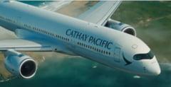 Compania aeriana care si-a gresit propriul nume pe avion (Foto)