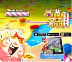 Compania care a creat jocul Candy Crush, achizitionata cu aproape 6 miliarde de dolari