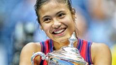 Compania selectă în care a intrat Emma Răducanu după ce a câștigat US Open