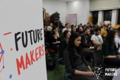Competitia Future Makers cu premii de 20.000 de euro vine la Iasi