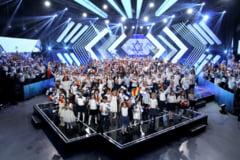 Complexul Educational Lauder-Reut canta Hallelujah Israel la cea de a 70-a aniversare a statului Israel