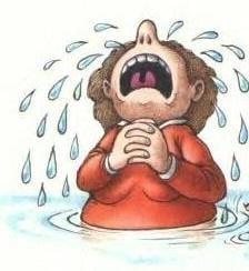 Compozitia lacrimilor, diferita in functie de scopul plansului