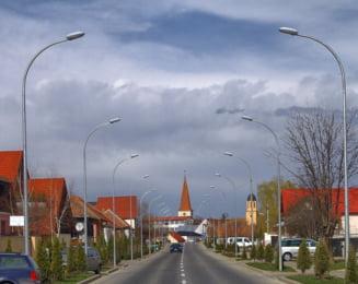 Comuna Şelimbăr, prima din ţară cu serviciu digitalizat de completare a documentelor pentru cetățeni