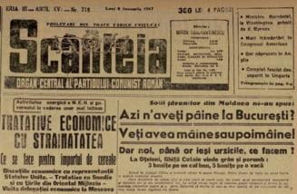 """Comuna Hoceni in vremea foametei din 1946-1947: """"Unii au inceput (...) a-si darama casele (...) pentru o sita de faina"""""""