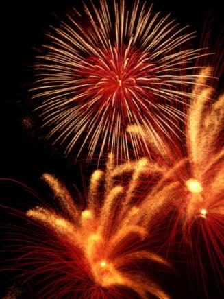 Comuna lui Muia are doar 1.200 de locuitori, dar a dat 40.000 de lei pe artificiile de Revelion