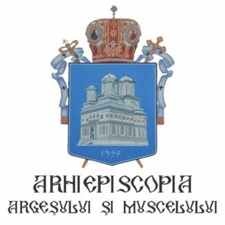 Comunicat al Arhiepiscopiei Argesului si Muscelului
