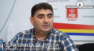 Comunicatul caragialesc al primarului PSD care s-a razgandit cu demisia de onoare, data dupa ce a fost condamnat