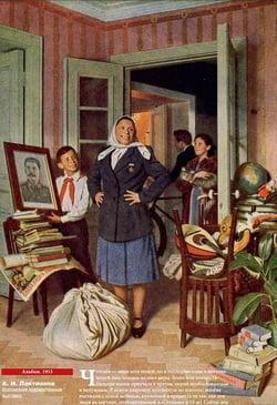 Comunismul din Uniunea Sovietica, al epocii Stalin (Galerie foto)