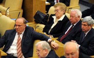Comunistii rusi se opun ratificarii tratatului START-2