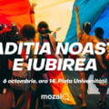 Comunitatea gay face protest duminica, in Piata Universitatii
