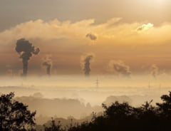 Concentratia de dioxid de carbon in atmosfera a atins in 2016 un nivel record in 800.000 de ani