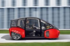 Conceptul nebunesc de masina care se conduce singura: O mini-gradina in interior si multe functii high-tech (Video)
