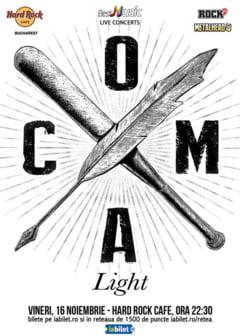 Concert Coma - Light/Acustic in Hard Rock Cafe
