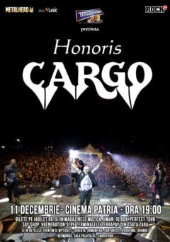 Concert Honoris Cargo la Cinema Patria