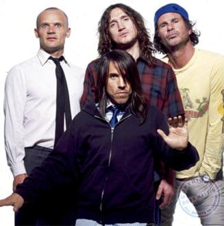 Concert Red Hot Chili Peppers la Bucuresti: vezi ultimele detalii