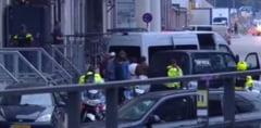 Concert anulat in Rotterdam din cauza unei alerte teroriste. Un spaniol care conducea o camioneta plina cu butelii a fost retinut (Video)