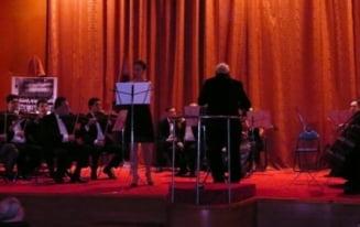 Concert emotionant la Palatul Lyra