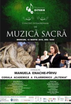 Concert extraordinar de muzica sacra