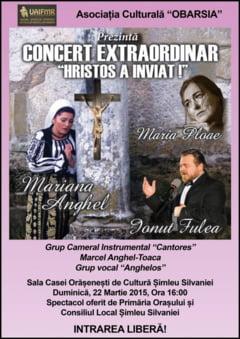 Concert extraordinar pentru simleuani