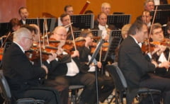 Concert extraordinar sub bagheta tanarului dirijor Andreas Mihaita