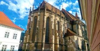 Concert la Biserica Neagra cu melodii cantate pe o vioara Stradivarius Elder Voicu, Obiect de Patrimoniu National, Categoria Tezaur