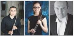 Concert pentru flaut, oboi si orchestra