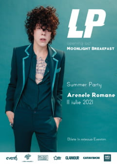 Concertul LP din Bucuresti se va reprograma pe 11 iulie 2021