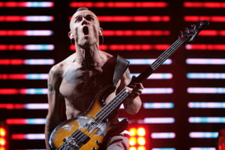 Concertul Red Hot Chili Peppers restrictioneaza traficul in zona Arenei Nationale (Foto)