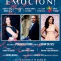 Concertul caritabil EMOCION! are loc la Ateneul Roman pe 28 martie