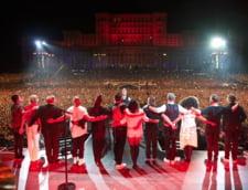 Concertul lui Robbie Williams le aduce organizatorilor amenda maxima: Lipsa de respect se va simti in buzunarul lor