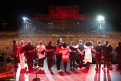 Concertul lui Robbie Williams le aduce organizatorilor amenda maxima: Platesc pentru lipsa de respect!