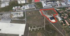 Concesionarea unui teren de peste 2 milioane de euro al Aeroportului Sibiu se amana