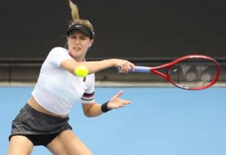 Concluzia la care a ajuns Eugenie Bouchard dupa ce a fost invinsa categoric de Serena Williams