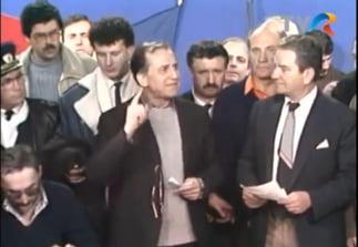 Concluzia procurorilor militari: Teroristii de la Revolutie nu au existat, totul a fost o diversiune propagata de televiziunea nationala