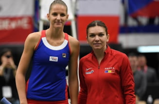 Concluzia trasa de Karolina Pliskova dupa esecul din meciul cu Simona Halep: Lucrurile sunt clare pentru mine