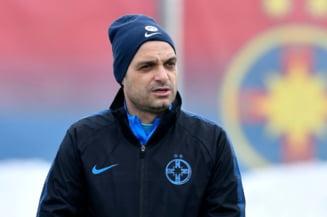 Concluzia trasa de Mihai Stoica dupa primul antrenament efectuat de noul antrenor de la FCSB