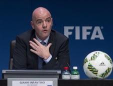 Concluzia trasa de presedintele FIFA dupa cateva zile petrecute in Rusia