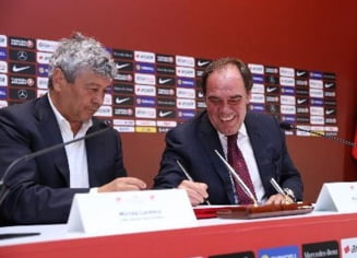 Concluzia trasa de sefii Federatiei de Fotbal din Turcia dupa o luna cu Mircea Lucescu selectioner