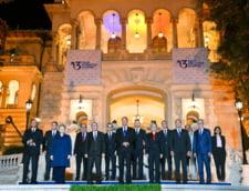 Concluziile Summit-ului celor Trei Mari. Iohannis: Evenimentul a fost excelent, in ciuda dificultatilor de politica interna