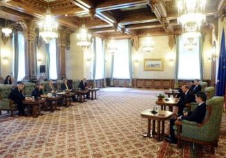 Concluziile intalnirii dintre Basescu si oamenii de afaceri pe tema reducerii CAS