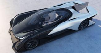 Concurenta pentru Tesla si Google: Faraday Future are un plan de un miliard de dolari